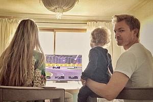 Formula 1 Breaking news Dari mana juara dunia bertahan F1 menonton GP Australia?