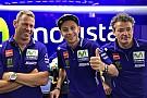 MotoGP Rossi recibió la aprobación de los médicos para correr