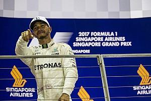 Formel 1 News F1-Star Lewis Hamilton: Unter schwierigen Bedingungen immer am besten