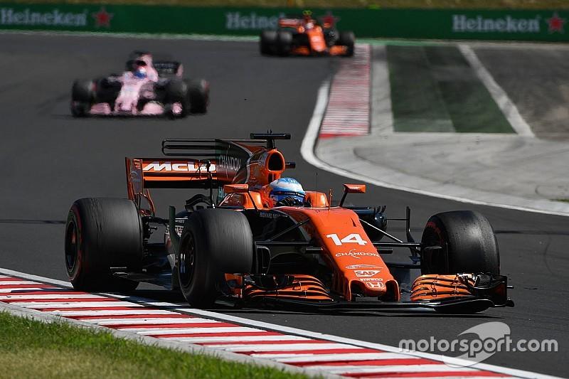 "【F1】ホンダ「ハンガリーで今季初めて、""懸念""なく完走できた」"