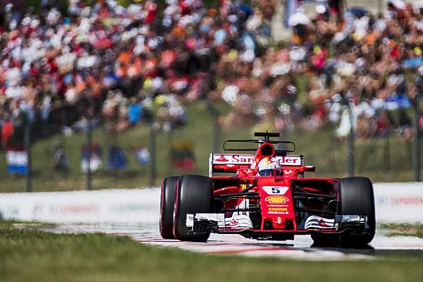 Vettel szerint sokan másolnak a Ferrariról, de ezt jó jelnek tartja
