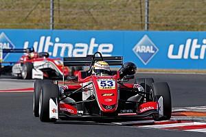 Євро Ф3 Репортаж з гонки Євро Ф3 в Угорщині: Ілотт виграв другу гонку, Шумахер знову дев'ятий