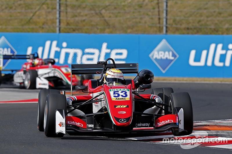Євро Ф3 в Угорщині: Ілотт виграв другу гонку, Шумахер знову дев'ятий