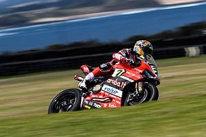 Superbike-WM Trainingsbericht WorldSBK-Saisonauftakt Australien: Davies holt Freitagsbestzeit