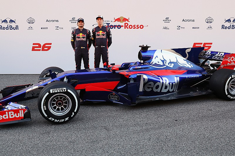 Technique - Ce qui se cache sous la Toro Rosso STR12