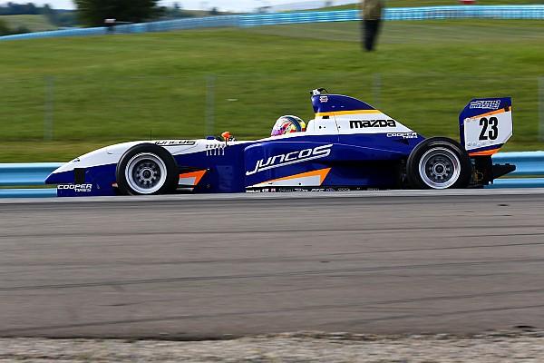 Pro Mazda Watkins Glen Pro Mazda: Franzoni stretches lead over Martin