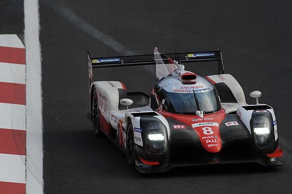 Toyota sorprende a Porsche antes de la clasificación