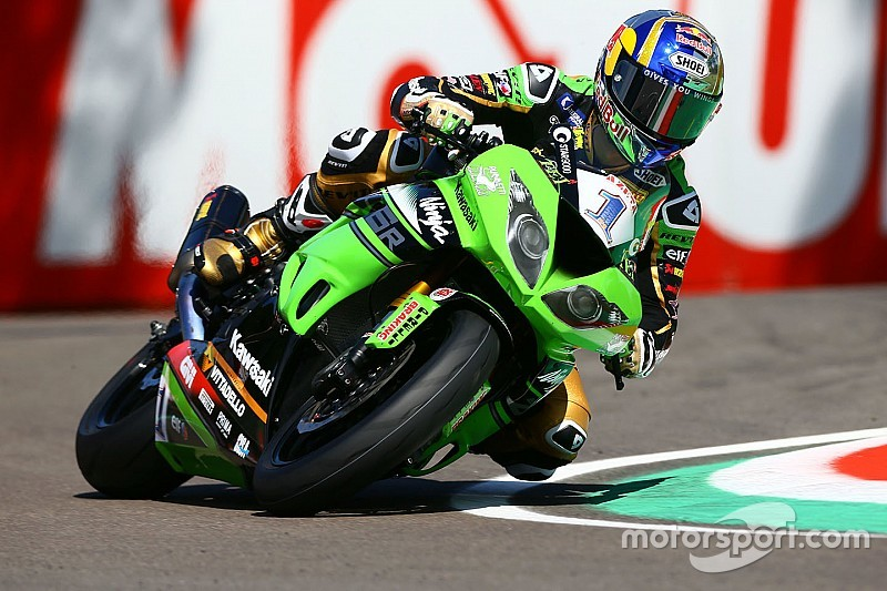Sofuoglu prolonge avec Kawasaki en World Supersport