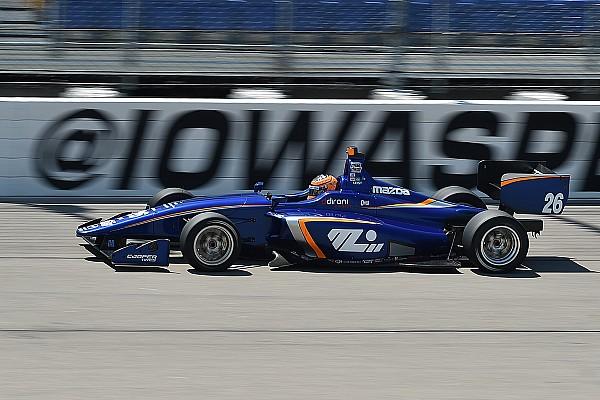Indy Lights Reporte de la carrera Leits domina a sus competidores y triunfa en Indy Light