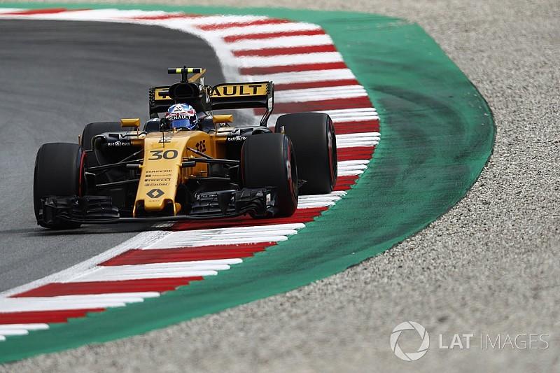 Palmer mengaku tiru gaya balap Hulkenberg agar bisa kompetitif