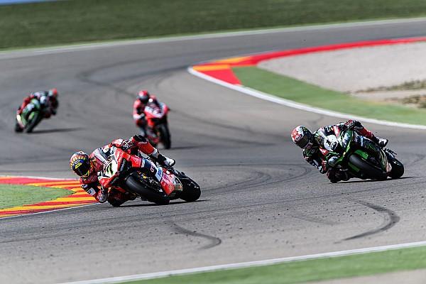 World Superbike Aragon WSBK: Davies ends Rea's reign with Race 2 win