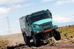 Dakar Breaking news De Rooy team concedes Dakar victory bid