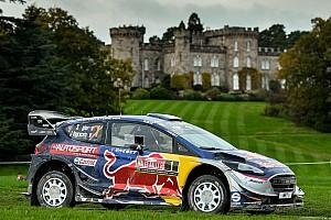 WRC Важливі новини Еванс хоче, щоб Ож'є залишився в M-Sport