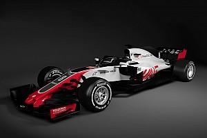 فريق هاس أوّل من يكشف عن صور سيارته الجديدة