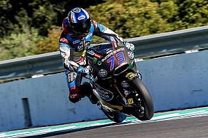 Moto2 Test Test Jerez, Giorno 3: Alex Marquez risponde a Pecco Bagnaia