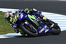 MotoGP Rossi explains failure to make top 10 in Friday practice