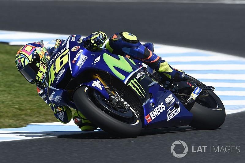 """Rossi baalt van twaalfde plek, gevoel met motor """"niet zo slecht"""""""