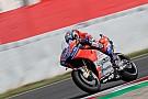 Barcelona MotoGP: Dovizioso leads Rabat in warm-up