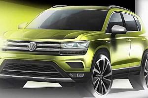 Automotivo Últimas notícias Inédito VW Tarek, rival do Compass, será produzido na Argentina