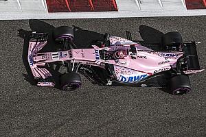 Pérez aspira a terminar con nota alta en Abu Dhabi