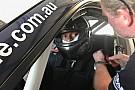 PCC Usain Bolt pilota per un giorno: ha provato una Porsche Carrera Cup