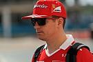 Formula 1 Raikkonen: