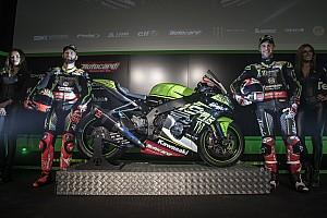 World Superbike Noticias Kawasaki se presentó con el desafío de ganar bajo el nuevo reglamento