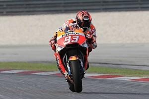 MotoGP News Marc Marquez rätselt: Neuer Honda-Motor zu aggressiv?