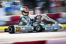 Kart Vidales acaba cuarto en Adria tras liderar hasta mitad de carrera