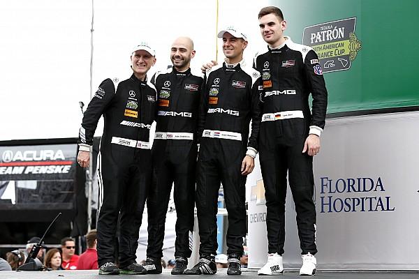 Le Mans Nieuws Stolz teamgenoot van Bleekemolen en Keating in 24 uur van Le Mans