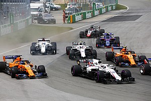 Formule 1 Réactions Stroll revient sur l'impressionnant accrochage avec Hartley