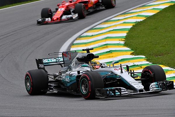 Соперники выразили опасение, что Mercedes в Бразилии не догнать