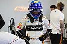 Alonso quedó