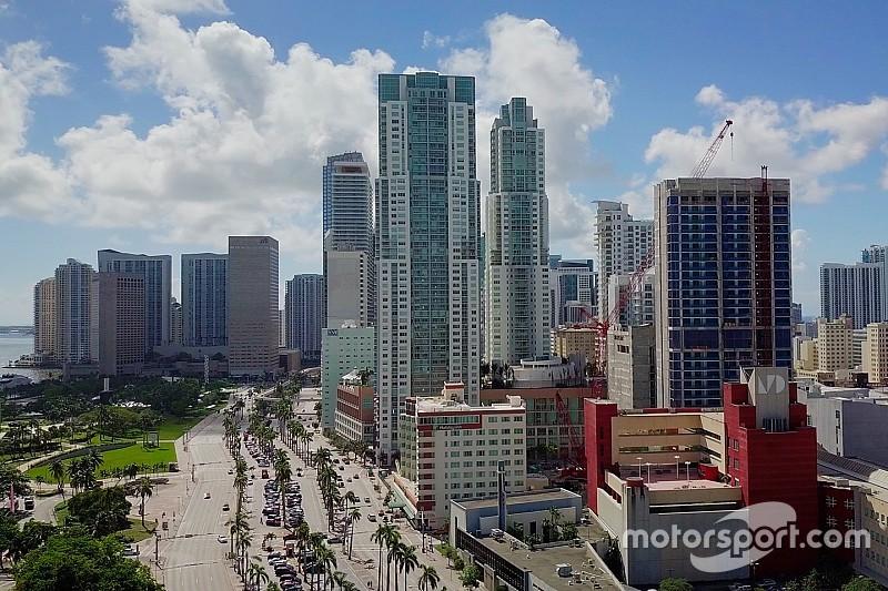 F1 confirma festival nas ruas de Miami para outubro