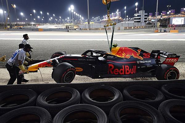 Formula 1 Renault engine blameless in Verstappen's Bahrain Q1 crash