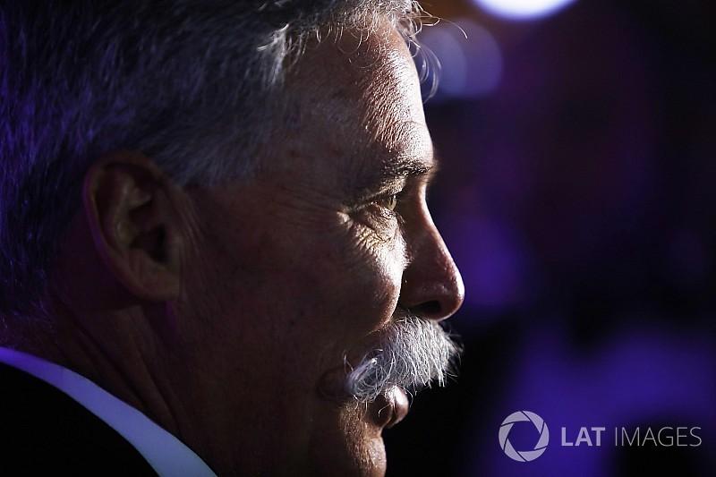"""Según el jefe de la F1: """"la Fórmula E no es  competencia para nosotros"""""""