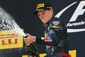"""Verstappen: """"Ik ben het nieuwe Vettel-project binnen Red Bull"""""""