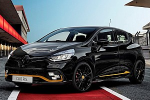 Automotive Breaking news Renault Clio R.S. 18 revealed with F1-inspired look