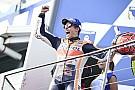 MotoGP Marquez doet goede WK-zaken met winst in Australië, P13 Dovizioso