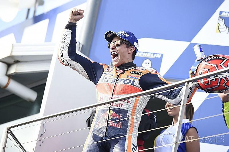 Marquez:  Unggul 33 poin lebih penting dari kemenangan