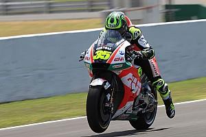 MotoGP Qualifying report Jerez MotoGP: Crutchlow breaks lap record to take pole