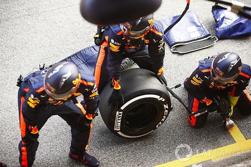 Pirelli usa un nuovo software per rendere le strategie più interessanti