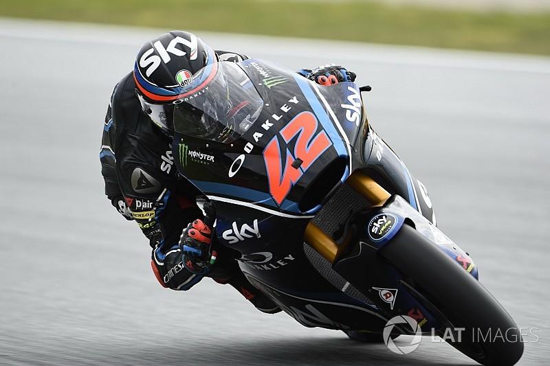 Francesco Bagnaia batte Oliveira e in Austria centra la terza pole position della stagione
