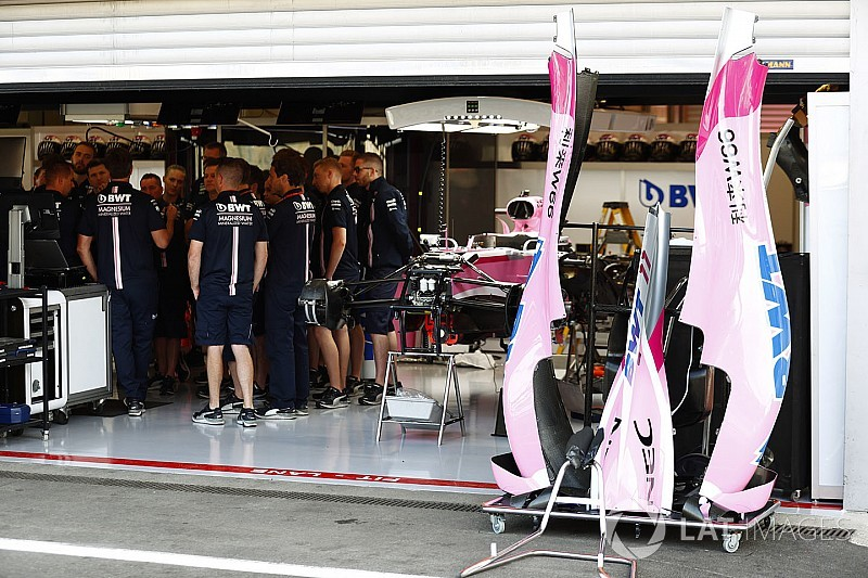 FIA aprova entrada da Racing Point Force India F1