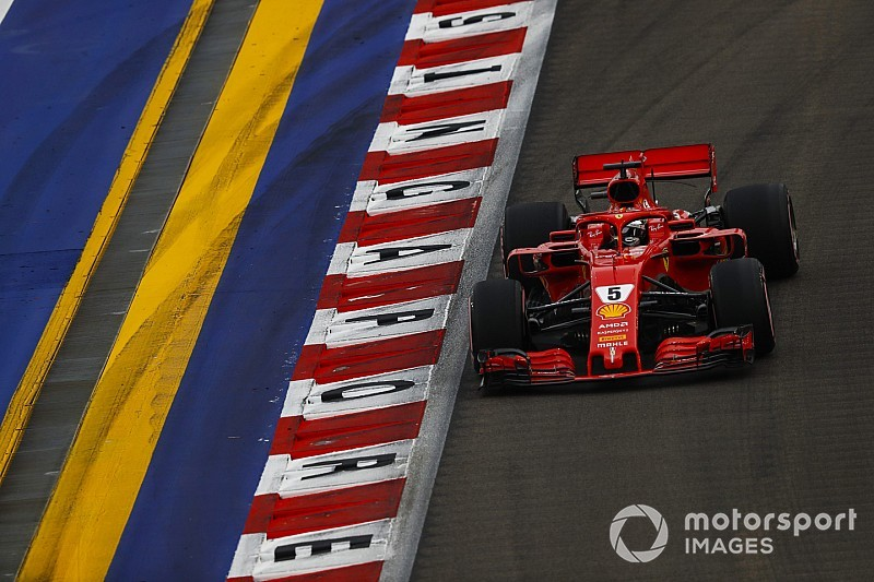 Vettel frustrated by