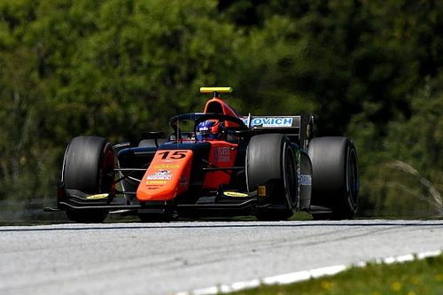 F2, Red Bull Ring, Sprint Race: Drugovich firma la prima