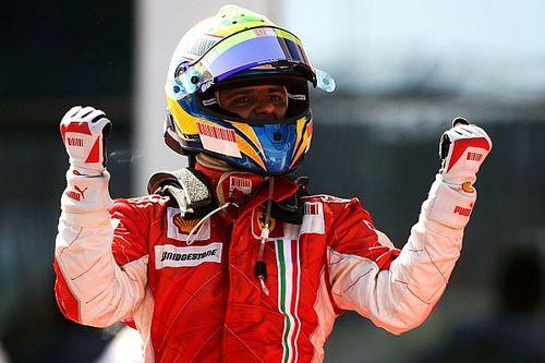 Massa Lebih Enak Jadi Rekan Raikkonen daripada Schumacher dan Alonso