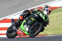 Portimao WSBK: Rea wins Superpole race, cuts Redding's lead