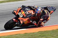 Неожиданная победа напугала новичка MotoGP