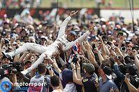 """Walker: """"Eerlijkheid maakt Hamilton groter dan Senna of Schumacher"""""""